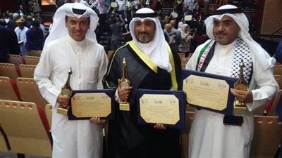 تلفزيون الكويت يفوز بثلاث جوائز في المهرجان العربي للإذاعة والتلفزيون