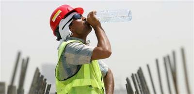 «العمل الدولية»: ارتفاع الحرارة سيسبب فقدان إنتاجية 80 مليون وظيفة عام 2030
