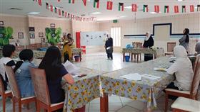 جمعية المرشدات تشارك في المخيم العربي الـ 23 للمرشدات بالأردن