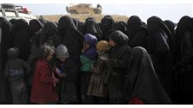 داعشية تطعن عنصرًا من «الأسايش» في مخيم الهول بسوريا
