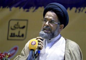 وزير الاستخبارات (الأمن الداخلي) الإيراني محمود علوي