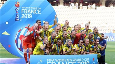 مونديال السيدات.. السويد تهزم إنجلترا وتقتنص المركز الثالث