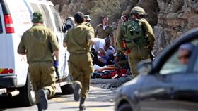 إصابة 4 جنود إسرائيليين في عملية دهس شمال القدس