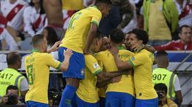البرازيل تُنهي مغامرة البيرو.. وتتوج بطلا للكوبا للمرة التاسعة في تاريخها