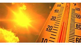 «الأرصاد»: طقس شديد الحرارة.. والعظمى 50