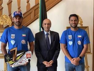 أبطالنا في «الدراجات المائية» يهدون الكويت ذهبية وبرونزية في بطولة بلجيكا