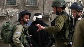 قوات الاحتلال تعتقل 12 فلسطينيًا في الضفة الغربية