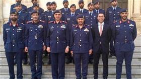 تخرج دفعة جديدة من الطيارين الكويتيين المبتعثين في ايطاليا