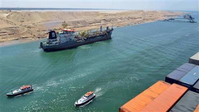 مصر تكشف حقيقة توقيف ناقلة نفط إيرانية في قناة السويس