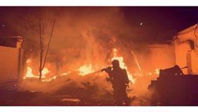 «الإطفاء»: إخماد حريق مهملات انتقل من ساحة ترابية إلى أجزاء منزل مجاور في جليب الشيوخ