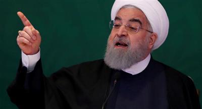 روحاني يتوعد بريطانيا بـ«عواقب وخيمة» بسبب احتجاز ناقلة النفط الإيرانية في جبل طارق