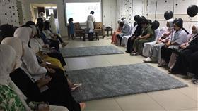 نسائية «إعانة المرضى» تدشن نادي شموخ الصيفي للفتيات