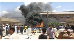 ليبيبا.. انفجار استهدف قيادات من الجيش مخلفًا 5 قتلى