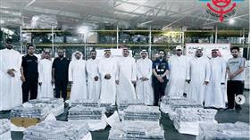 إحباط تهريب 10 ملايين حبة مخدرة لداخل الكويت