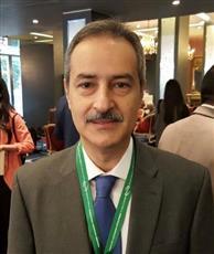ضابط الاتصال الوطني مع الوكالة الدولية للطاقة الذرية الدكتور اسامة الصايغ
