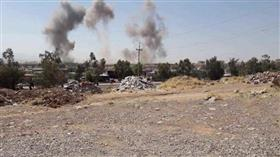إيران تعلن قصف مواقع بإقليم كردستان العراق