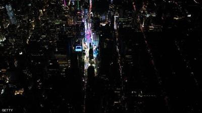 مانهاتن في ظلام دامس