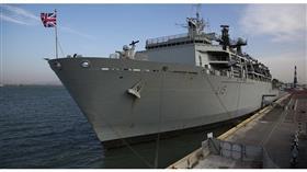 بريطانيا: إرسال سفينتين حربيتين إلى الخليج.. لا علاقة له بما يجري في المنطقة