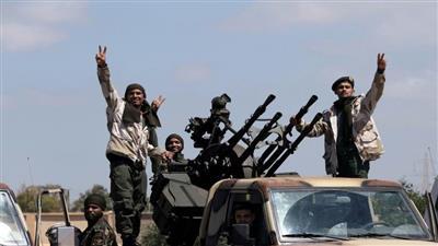 بيان سداسي يدعو لوقف العنف في ليبيا