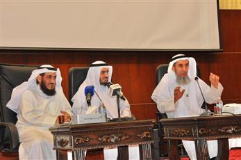 عمادي لأعضاء بعثة الحج الكويتية: تنافسوا في خدمة الحجيج