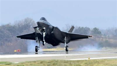 واشنطن تعاقب أنقرة: لن نبيع تركيا مقاتلات «اف-35»