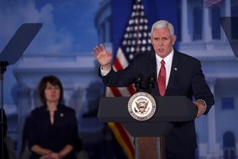 نائب ترمب: سنفرض عقوبات على قادة ميليشيات عراقية تابعة لإيران