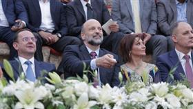 رئيس الوزراء الاردني يفتتح فعاليات مهرجان جرش لعام 2019