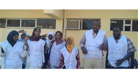 لجنة أطباء السودان تعلن وقف الإضراب عن العمل بالمستشفيات