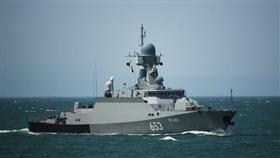 روسيا تعزز أسطولها البحري بسفينة صاروخية متطورة