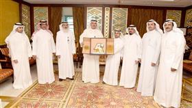 مجلس إدارة اتحاد المزارعين كرم قيادات شركة البترول الوطنية الكويتية KNPC