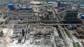انفجار كبير في مصنع للغاز وسط الصين.. وسقوط 15 قتيلا