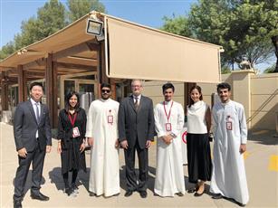 السفير الأمريكي: تنظيم يوم ثان للتأشيرات الطلابية 6 اغسطس المقبل