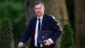 وزير العدل البريطاني يعلن تقديم استقالته من الحكومة الأربعاء المقبل