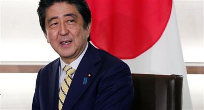 رئيس الوزراء الياباني: طوكيو ترغب في بذل جهود لتقليل التوتر بشأن إيران