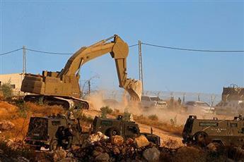 إسرائيل تبدأ بهدم المنازل على مشارف القدس وتثير مخاوف الفلسطينيين