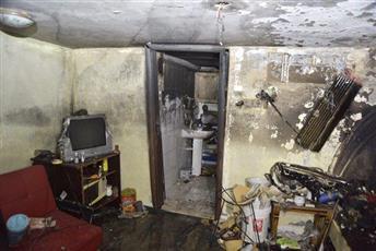 «الإطفاء»: إصابة حارس وعاملة في حريق منزل بسلوى
