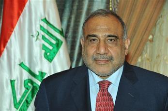 رئيس الوزراء العراقي عادل عبدالمهدي