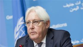 مبعوث الأمم المتحدة لليمن، مارتن غريفثس