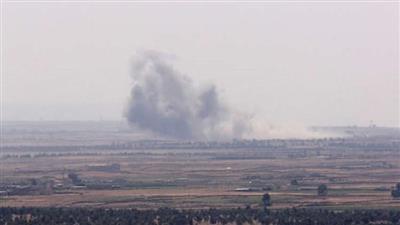 التلفزيون السوري: هجوم إسرائيلي على ريف درعا جنوب البلاد