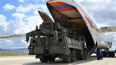 تركيا: اكتمال وصول الدفعة الأولى من صواريخ «اس 400» الروسية
