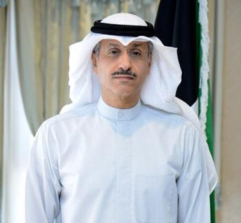 الناطق الرسمي باسم الحكومة الكويتية طارق المزرم