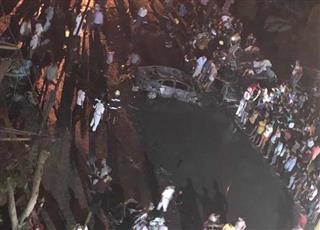 مصر.. ارتفاع عدد ضحايا حادثة «معهد الأورام» في وسط القاهرة