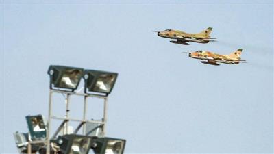 ليبيا استهداف طائرة شحن تركية بقصف على الكلية الجوية في مصراتة