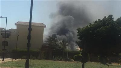 مصر.. اندلاع حريق في مدينة ملاهي «ماجيك لاند»