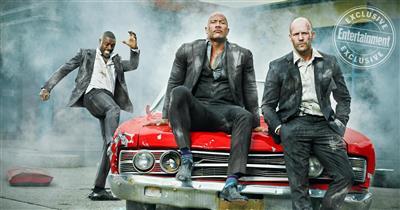 179 مليون دولار أمريكي.. حصيلة إيرادات فيلم «Hobbs & Shaw» حول العالم