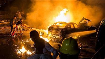 ارتفاع عدد ضحايا تفجير معهد الأورام في مصر لـ 23 قتيلًا