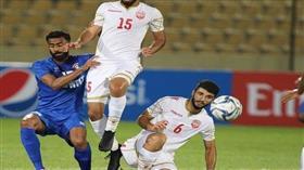 «الأزرق» يخسر من البحرين ويعود بخفي حنين