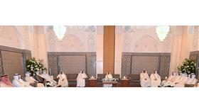 الأمير صلى العيد في المسجد الكبير