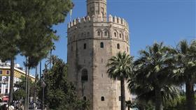 برج الذهب.. تحفة معمارية إسلامية صامدة في إشبيلية الاندلسية