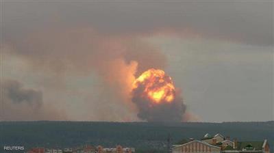 روسيا: ضحايا الانفجار النووي خبراء كانوا يطورون أسلحة جديدة